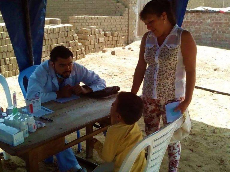 Health Campaign – Oficina de proyección social UPAO