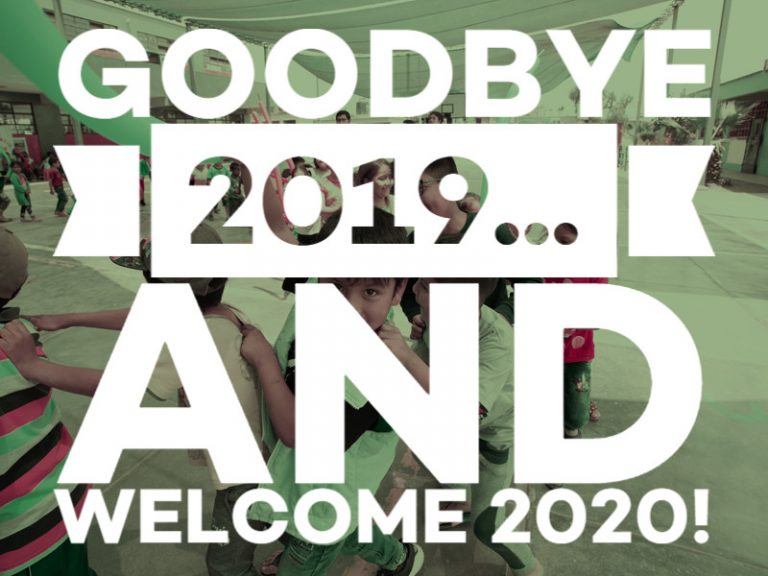 Goodbye 2019 … Welcome 2020! <Newsletter>
