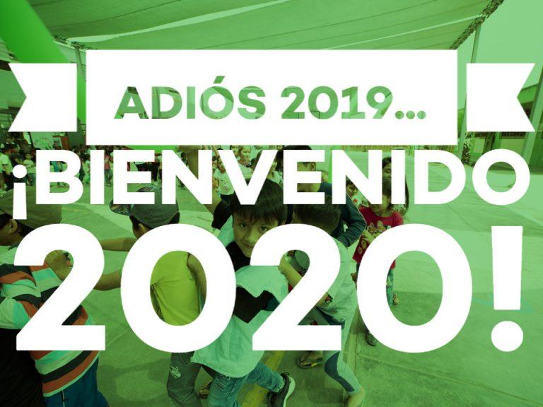 Adiós 2019… ¡Bienvenido 2020! <Nota>